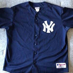 huge selection of a360d 60772 Men's New York Yankees Majestic Alternate Jersey
